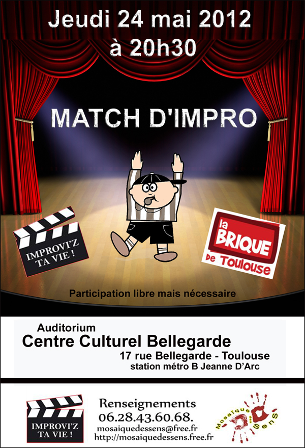 Impro-spectacle