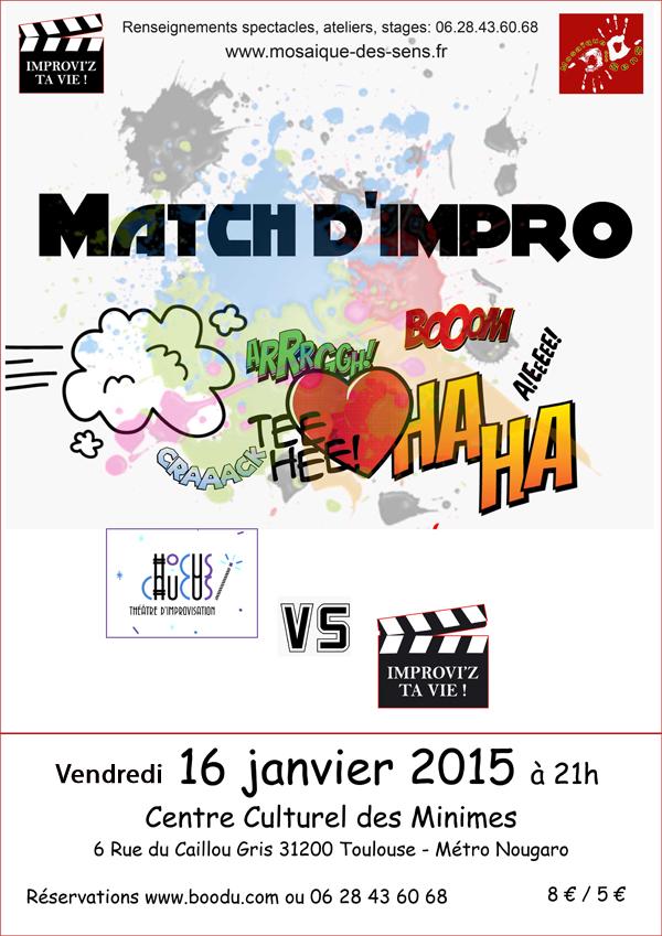impro-match